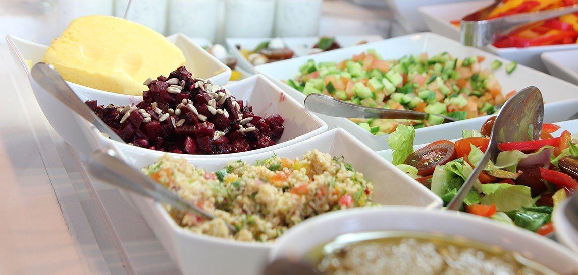 Caf'e Restaurant Food